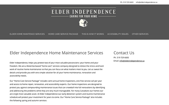 elder-independence-website