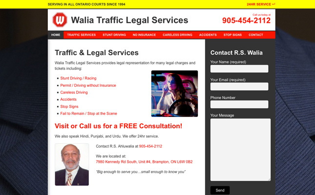 walia-traffic-website
